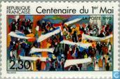 Postage Stamps - France [FRA] - Labor Day
