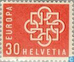 Postage Stamps - Switzerland [CHE] - Europe – Chain