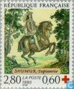 Postage Stamps - France [FRA] - Tapestry 'King Louis XIII'