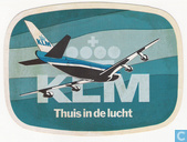 Aviation - KLM - KLM - Thuis in de lucht (01)