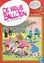 Bandes dessinées - Storende verhalen - De Vrije Balloen 11