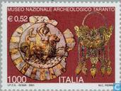 Postage Stamps - Italy [ITA] - Museum Treasures