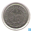 Coins - Germany - German Empire 50 reichspfennig 1935 (A)