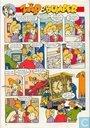 Bandes dessinées - Tsjakka! (tijdschrift) - 2001 nummer  1