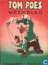 Comics - Bas en van der Pluim - 1949/50 nummer 11