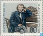 Postzegels - Duitsland, Bondsrepubliek [DEU] - Johannes Brahms 150 jaar