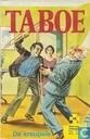 Bandes dessinées - Taboe - De kreupele