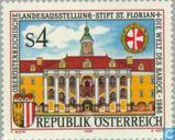 """Timbres-poste - Autriche [AUT] - Exposition """"Die Welt des Barock»"""