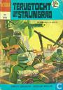 Bandes dessinées - Victoria - Terugtocht uit Stalingrad