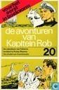 Strips - Kapitein Rob - De avonturen van Kapitein Rob 20