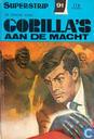 Comic Books - Stalen Vuist - Gorilla's aan de macht