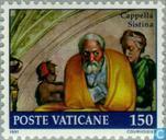Postzegels - Vaticaanstad - Restauratie Sixtijnse Kapel