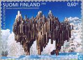 Postage Stamps - Finland - Art