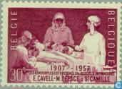 Postzegels - België [BEL] - Verpleegstersscholen