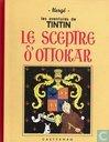 Bandes dessinées - Tintin - Le sceptre d'Ottokar