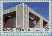 Briefmarken - Spanien [ESP] - Sevilla Welt