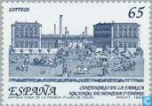 Postage Stamps - Spain [ESP] - Currency and state government printing