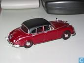 Modelauto's  - Corgi - Jaguar MK-2 'Inspector Morse'