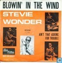 Platen en CD's - Wonder, Stevie - Blowin' in the Wind