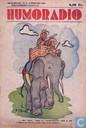 Bandes dessinées - Humoradio (tijdschrift) - Nummer  5