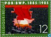 Postzegels - België [BEL] - Belgische Werkliedenpartij