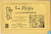 Comic Books - Bumble and Tom Puss - Tom Pfiffig und die Kaltwasserkur