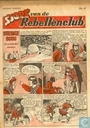 Bandes dessinées - Sjors van de Rebellenclub (tijdschrift) - 1956 nummer  41