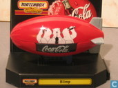 Voitures miniatures - Matchbox - Blimp 'Coca-Cola'