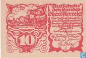 Oberösterreich 10 Heller