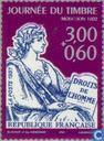 Postage Stamps - France [FRA] - Type Mouchon