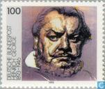 Postage Stamps - Germany, Federal Republic [DEU] - 100 years Heinrich George