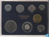 Monnaies - Antilles néerlandaises - Antilles néerlandaises ensemble d'année 1980 (Juliana)