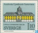Timbres-poste - Suède [SWE] - Université d'Uppsala
