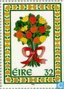 Postage Stamps - Ireland - LOVE stamps