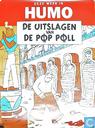 Affiches en posters - Strips - Humo : De uitslagen van de Pop Poll