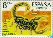 Postage Stamps - Spain [ESP] - Animals