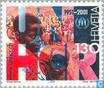 Postage Stamps - Switzerland [CHE] - UNHCR