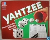Board games - Yahtzee - Yahtzee