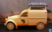 Model cars - Atlas - Citroën 2CV Fourgonnette