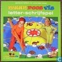 Spellen - Letter-Schrijfspel - Maan Roos Vis Letter-schrijfspel