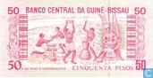 Bankbiljetten - Banco Nacional da Guiné-Bissau - Guinee-Bissau 50 Pesos