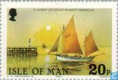 Postage Stamps - Man - Fishermen