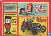 Bandes dessinées - Heintje jeugdkrant (tijdschrift) - Heintje jeugdkrant 27