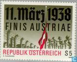 Postage Stamps - Austria [AUT] - Connection Reich 1938
