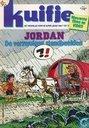 Comics - Jordan - De verzwolgen standbeelden