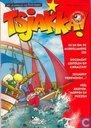 Strips - Tsjakka! (tijdschrift) - 2001 nummer  8
