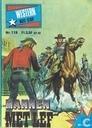 Strips - Western - Mannen met lef