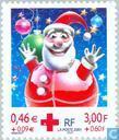 Postzegels - Frankrijk [FRA] - Rode Kruis