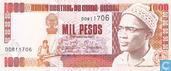 Guinea-Bissau 1,000 Pesos 1993