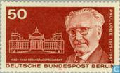 Postzegels - Berlijn - Löbe, Paul 100 jaar
